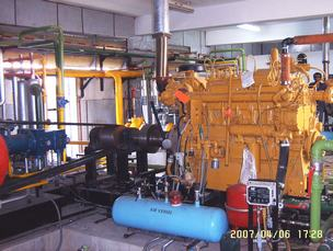 Gas Engine Driven Compressors